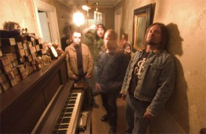 The 1800s bar-room pianola direction did not work out for the band, who decided to go back to being 'heavy'.
